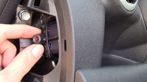 Кнопка valet сигнализация pandora