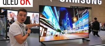 Samsung 8k телевизор — Разрешение будущего уже реальность