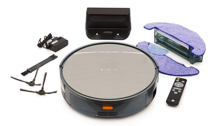 Обзор робота-пылесоса «X5S Pro Series» от производителя Panda