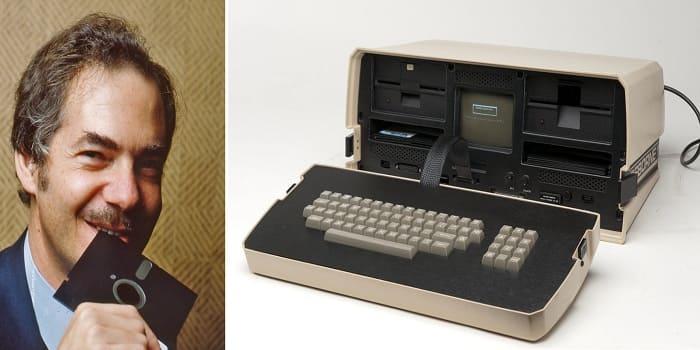 Первый ноутбук - Адам Осборн, история создания