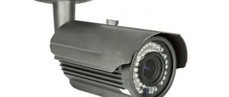 Видеокамеры для наружного наблюдения: конструктивные особенности и функциональность