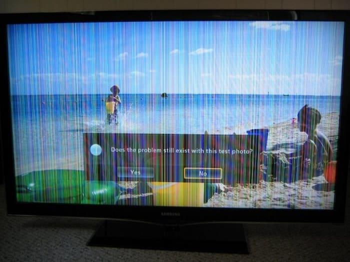 Хранение телевизора на балконе зимой
