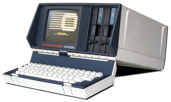 Vixen - компьютер Адама Осборна