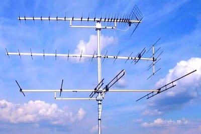 Коллективная антенна для цифрового телевидения