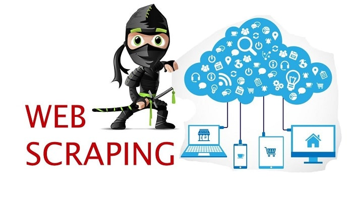 Веб-скрапинг данных - Web Scraping