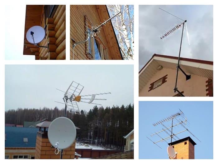 Цифровое телевидение на даче. Выбор антенны и приставки.