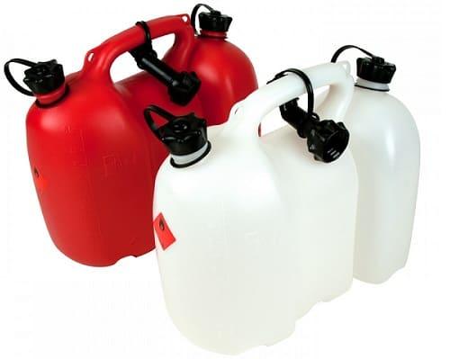 Канистра для смешивания бензина