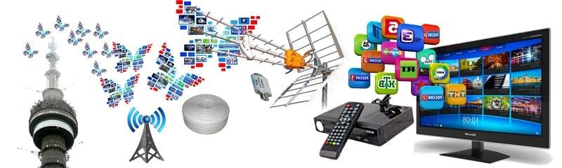 Выбор антенны для перехода на цифровое телевидение