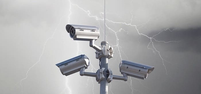 Устройство грозозащиты для системы видеонаблюдения. Как обезопасить POE и Ethernet.