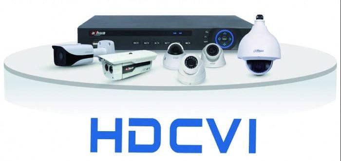 HD-CVI видеонаблюдение - формат видеокамер Dahua