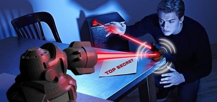 Лазерная сигнализация своими руками: Схема сборки и комплектующие