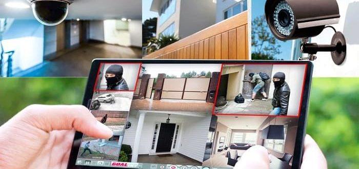 Домашнее видеонаблюдение - Как организовать систему видеокамер?