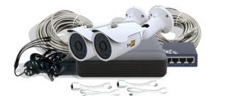 Цифровое видеонаблюдение - особенности системы цифровых камер
