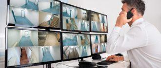 Охранное видеонаблюдения: что входит в состав системы?