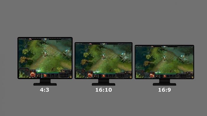 Соотношение сторон экрана – недостатки и преимущества