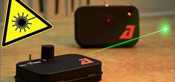 Самодельный лазерный датчик своими руками: конструкция и инструкция по его сборке