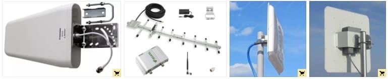 Выбор антенны усилителя wi-fi сигнала