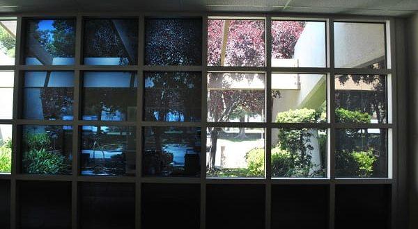 Интеллектуальные материалы - умное смарт стекло