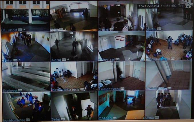 Видеонаблюдение в школе: допускается ли по закону размещение видеокамер в учреждениях образовательного профиля?