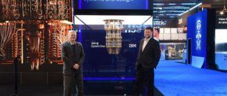 IBM Q SYSTEM ONE - первый квантовый компьютер, который выведен из стерильных стен лабораторий