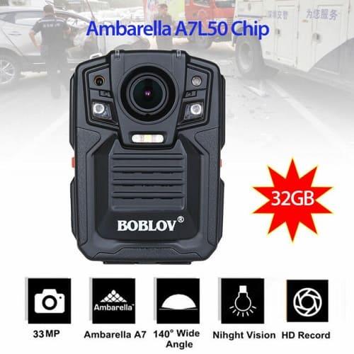 EYOYO Ambarella A7 Police Body