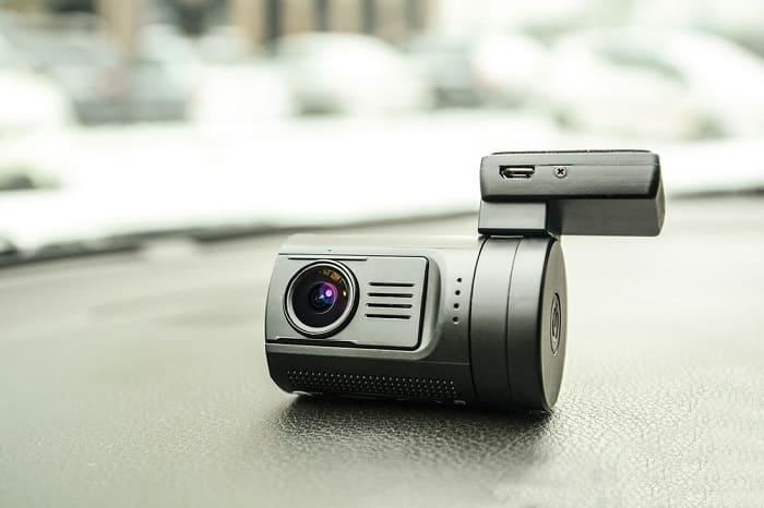 Портативный автомобильный видеорегистратор