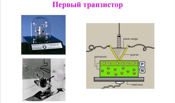 Эволюция и уменьшение транзисторов