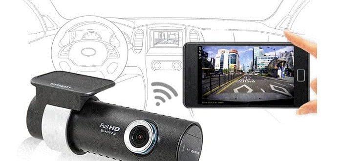 Автомобильный Wi-Fi видеорегистратор - Ключевые особенности