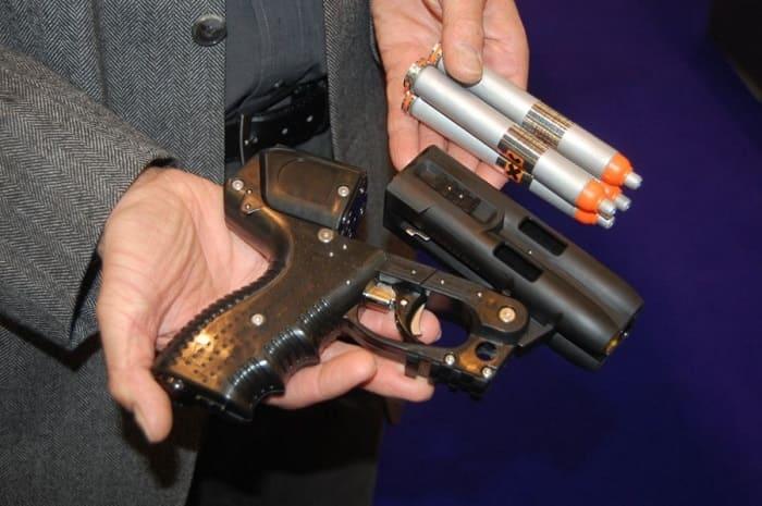 Газовый баллончик – доступное и эффективное средство самозащиты