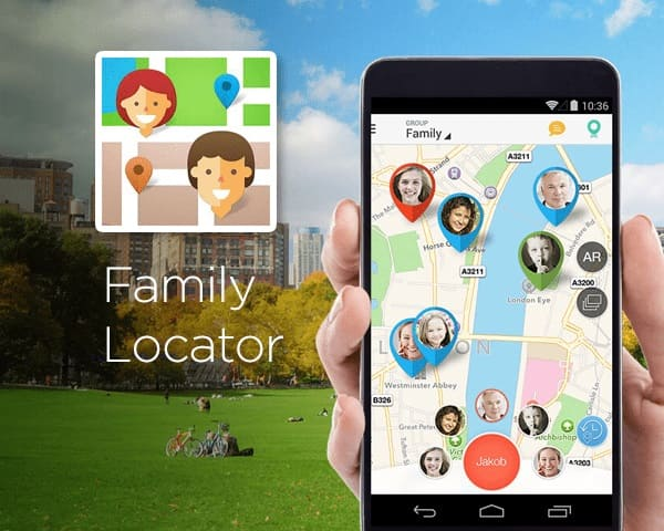 Carrier Family Locators