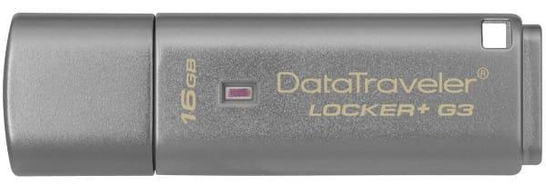 Kingston DataTraveler Locker+ G3 USB 3.0