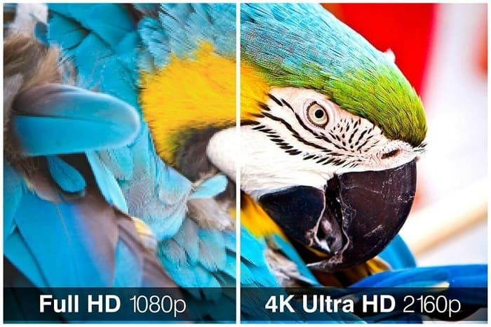 Full HD, Ultra HD и 4K UHD - какая между ними разница?