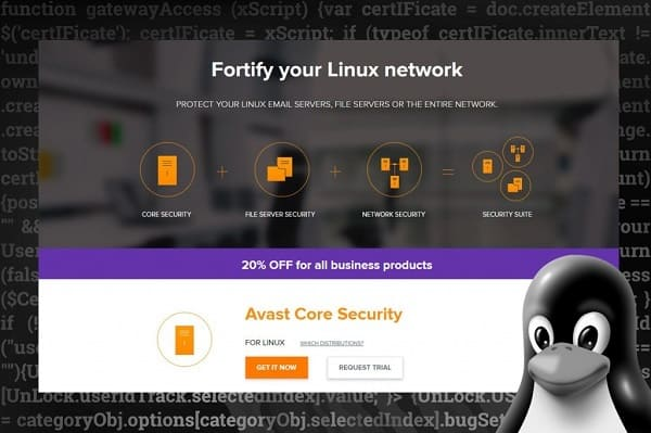 Avast Core Security