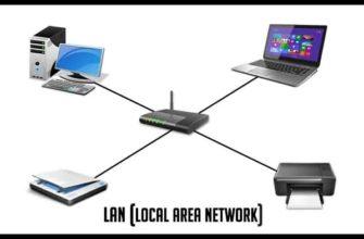Что такое LAN сеть?