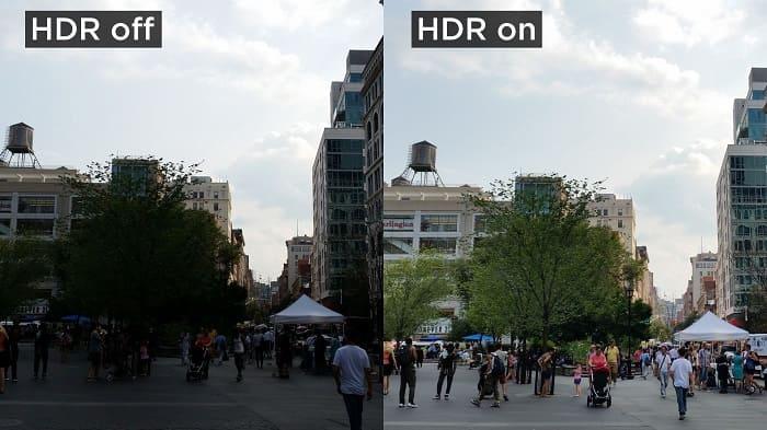 Что такое HDR? Все о технологии High Dynamic Range