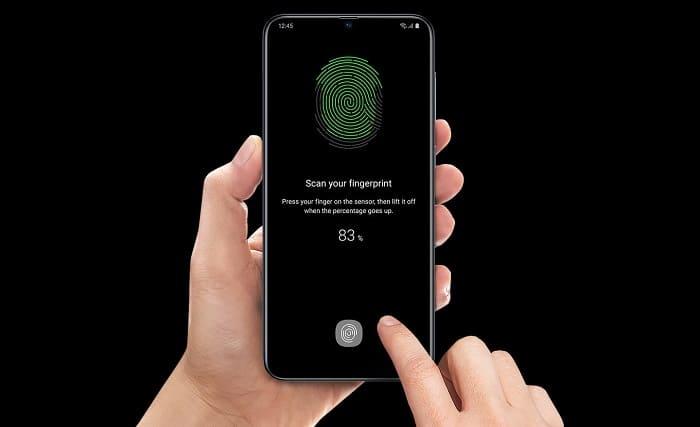 Оптический или ультразвуковой сканер отпечатков пальцев?