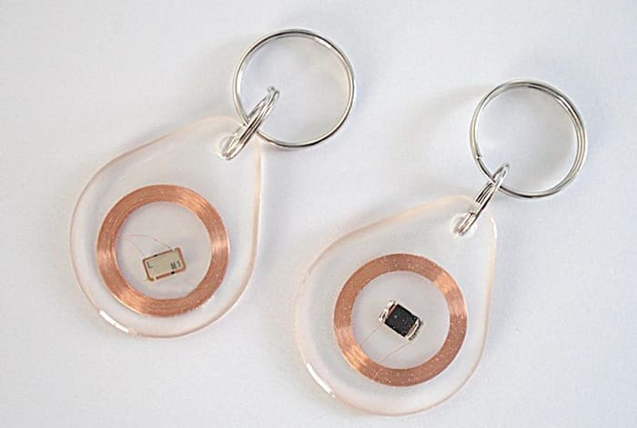 RFID ключ домофона
