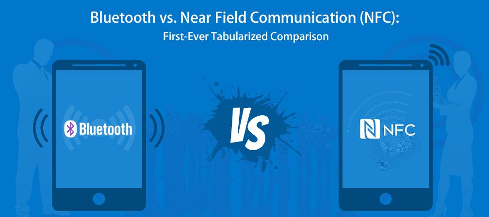 Сравнение Bluetooth vs NFC: какая беспроводная связь лучше?