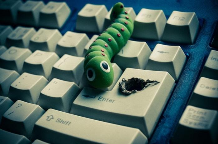 Разница между компьютерным вирусом и червем