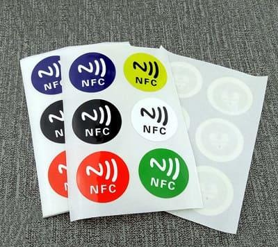 NFC стикер