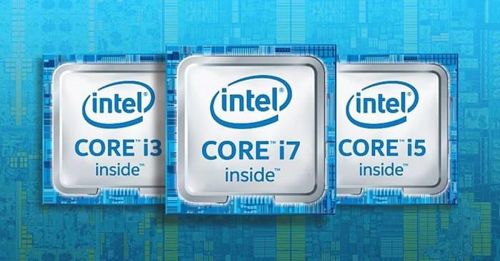 процессоры intel i3, i5, i7