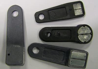 Резистивные ключи для домофона