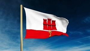 флаг гибралтар
