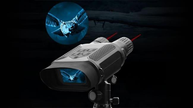 Цифровые приборы ночного видения