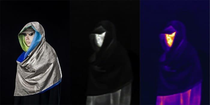 Хиджабы от камер видеонаблюдения