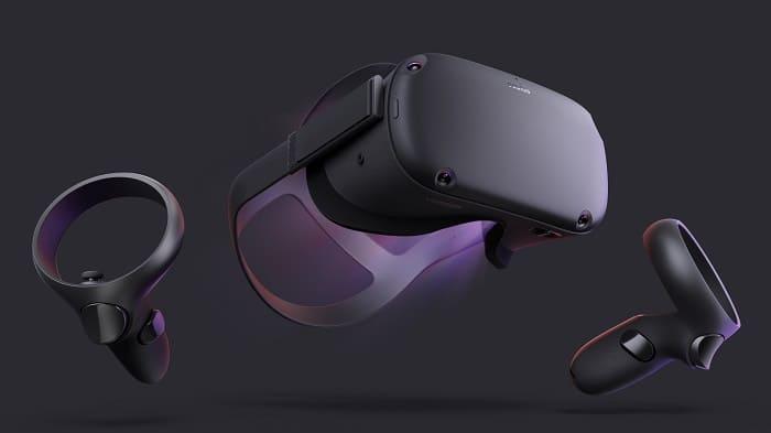 Очки VR Oculus Quest