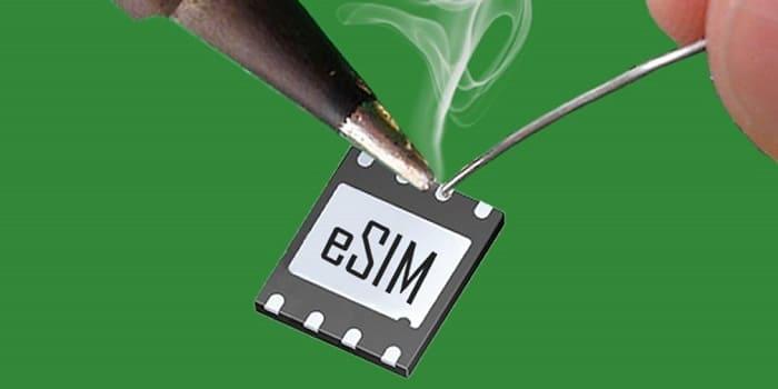 Что такое карты eSIM?