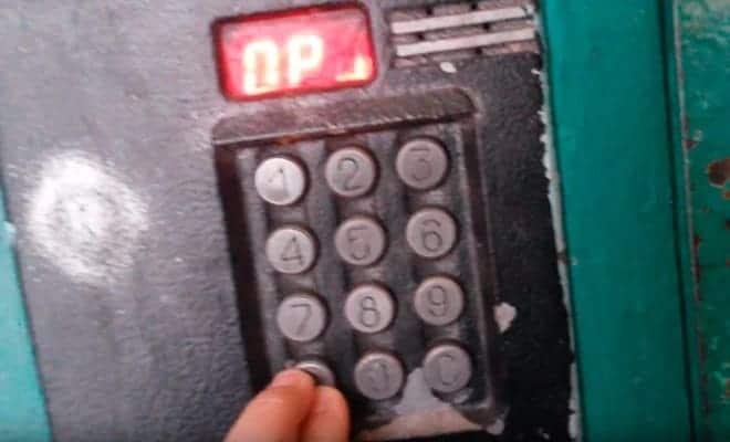Как открыть домофон Импульс 40Д-1 без ключа при помощи кода