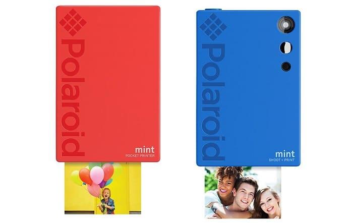Моментальный фотоаппарат Polaroid Mint 2-In-1
