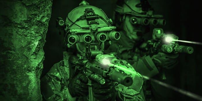 Как работают приборы ночного видения?